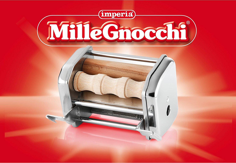 Mille Gnocchi Aufsatz für Imperia La Rossa Nudelmaschine