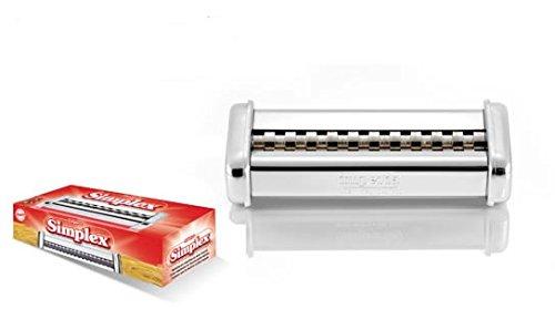 Lasagnette Aufsatz für Imperia La Rossa Nudelmaschine