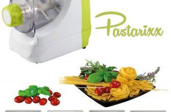 Pastarixx 70530 elektrische Nudelmaschine