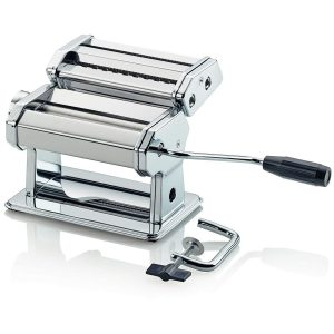 Jamie Oliver Nudelmaschine silber