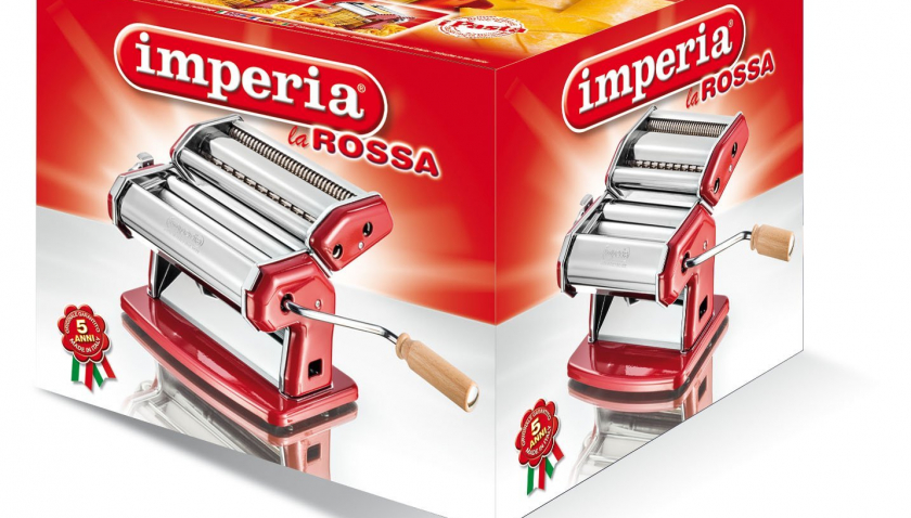 Imperia La Rossa Nudelmaschine