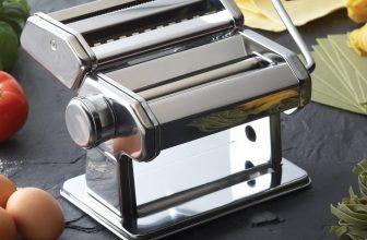 FRX Nudelmaschine Edelstahl