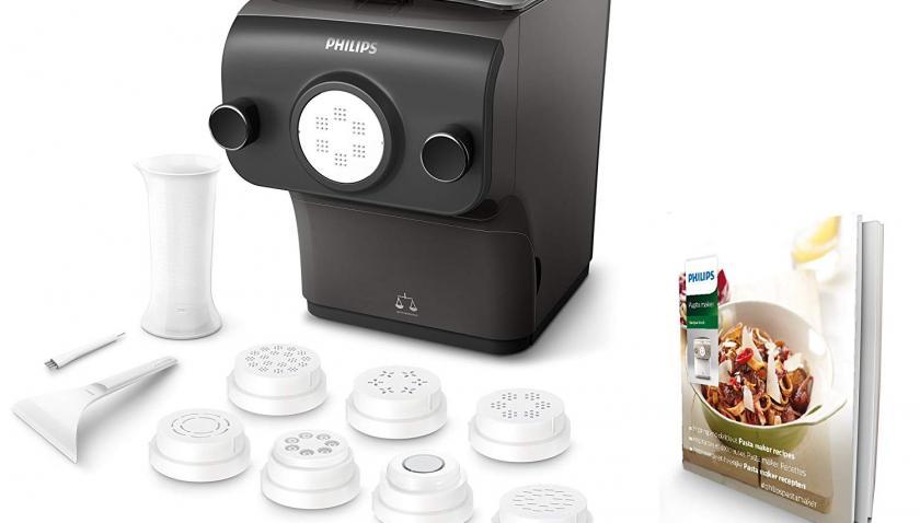 Philips HR2382/15 Pastamaker/ vollautomatische Nudelmaschine