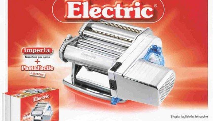 Imperia 650 elektrische Nudelmaschine